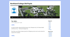 Preview of northlandcollegeoldpupils.co.nz